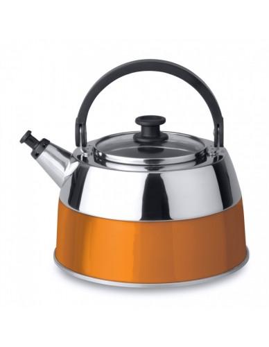 Czajnik VIRGO 2,5 l - pomarańczowy