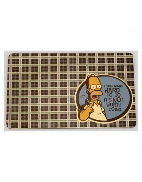 Deski do krojenia Simpsons (4 części)